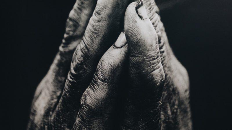 Praying like an idol worshiper