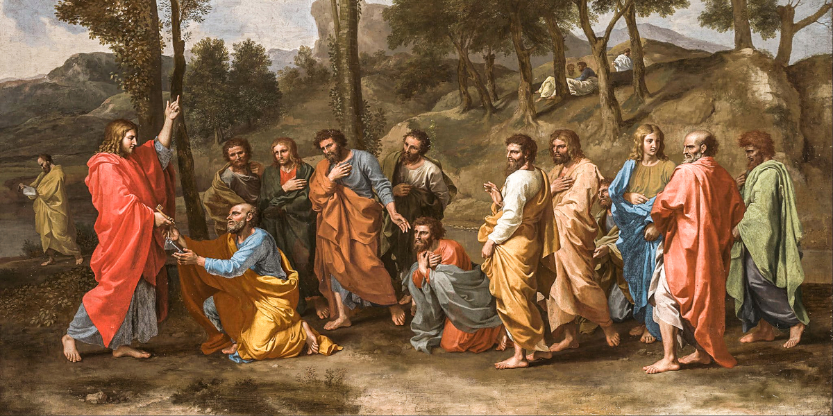 Christ, The Apostles & Prophets As The Foundation Of God's Building (Ephesians 2)